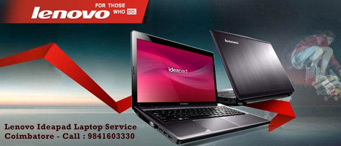 Lenovo Ideapad Laptop Service in Coimbatore