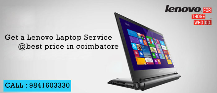 lenovo laptop service center in peelamedu